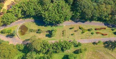 Jardines históricos del Botánico. El Jardín de la Señora