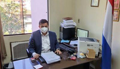 Viceministra de Salud declaró sobre el robo de vacunas COVAXIN en el Hospital de Calle`i