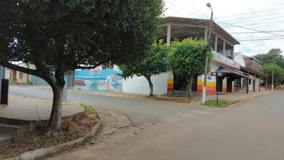 DESCONOCIDOS BALEARON UNA CASA EN TIMBO'I SAN PEDRO DEL PNÁ.