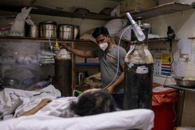 India: Más de 3.600 personas murieron en las últimas 24 horas