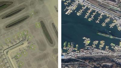 China crea la base de datos de imágenes por satélite más grande del mundo