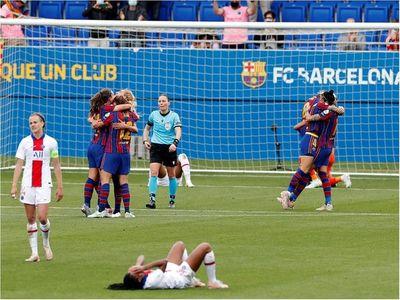 El Barcelona jugará su segunda final de la Liga de Campeones