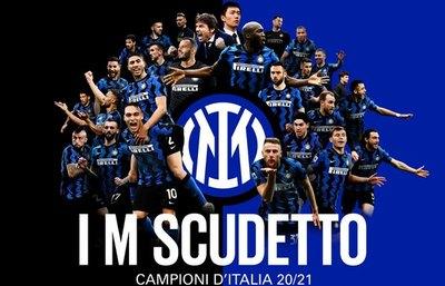 Versus / Inter conquista la Serie A y se corta la hegemonía de la Juventus en Italia