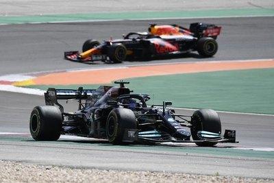 Versus / Hamilton no perdona y se impone en el GP de Portugal