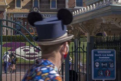 Disneylandia reabre: y las entradas ya están agotadas