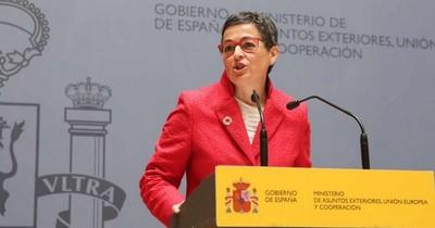 La Nación / Canciller española visitará nuestro país esta semana para una reunión bilateral