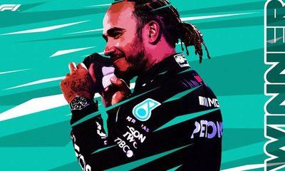 Fórmula 1: Lewis Hamilton se lleva el Gran Premio de Portugal