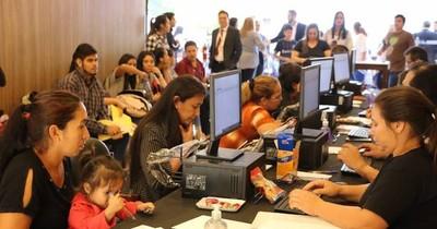 La Nación / Feria virtual arranca mañana y tendrá más de 400 vacancias laborales