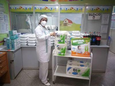 Paraguayos residentes en EE.UU. realizan colecta para hospitales de Paraguay