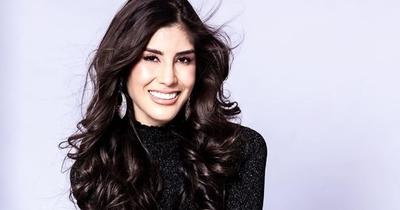 Vanessa Castro viajó a EE.UU. para el Miss Universe