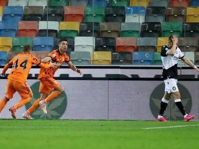 Cristiano Ronaldo saca a Juventus del abismo