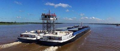Exportaciones se retrasan debido al bajo nivel de los ríos