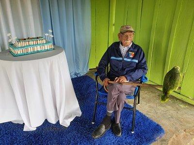 Muere último excombatiente del departamento de Concepción