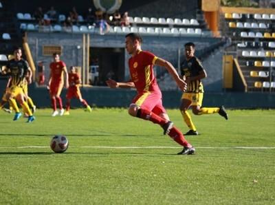 Martín Ledesma acecha la punta del torneo