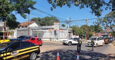 La Nación / Patrulla Caminera retiró de las rutas a 319 ebrios al volante