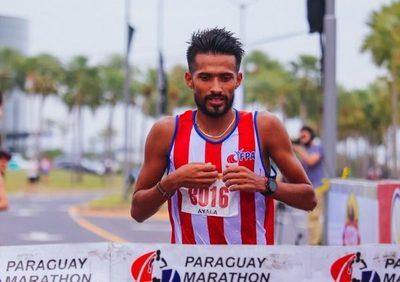 Ayala y Romero obtienen el bronce en Sudamericano de Maratón