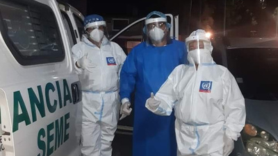 "Crónica / SISTEMA CRIMINAL ""No se preocupan de vacunarnos"", he'i"