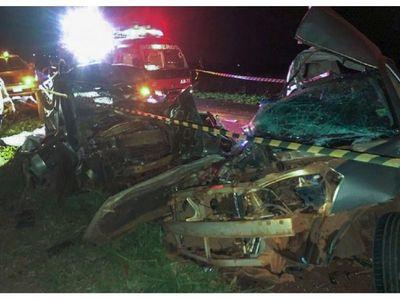 Alto Paraná registra seis fallecidos en accidentes en el Día del Trabajador
