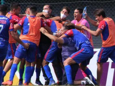 Independiente llega a la cima