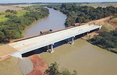 Construcción de puente entra a la etapa final