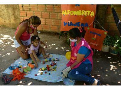 Con innovación buscan que niños sigan aprendiendo pese a pandemia