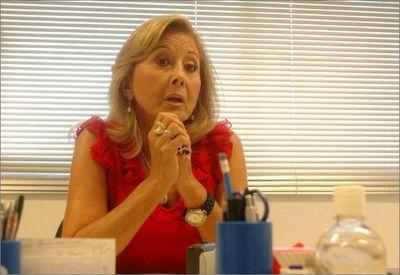 Director de región sanitaria pide pérdida de investidura de Mirta Gusinky