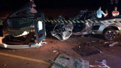 Accidentes de tránsito dejan tres fallecidos en Alto Paraná