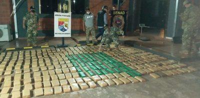 Incautan carga de droga que era traficada en canoa a Brasil – Diario TNPRESS