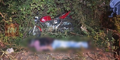 CAÍDA MORTAL DE MOTOCICLETA EN CAMBYRETÁ