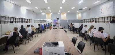 Exitosa prueba de conectividad entre locales de votación y la Justicia Electoral