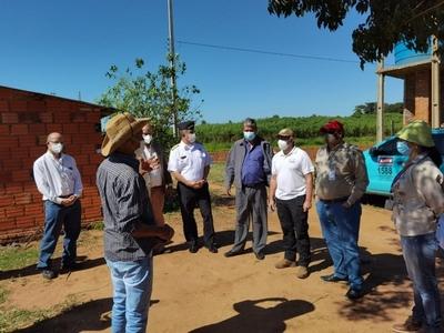 ANDE mejora el sistema eléctrico de Arroyos y Esteros, Cordillera