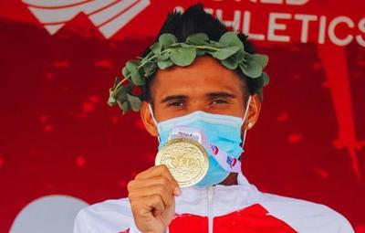 Paraguay conquista el bronce en el Sudamericano de Maratón