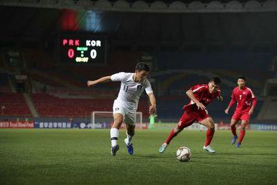 Corea del Norte renuncia a las Eliminatorias de Qatar 2022