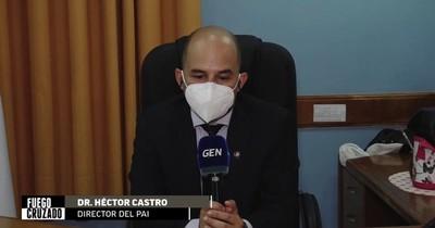 La Nación / Confirman que exdirector de la XVIII Región Sanitaria encabezó brigada que vacunó a Gusinky