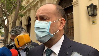 """""""Cachito"""" Salomón pretende que Gusinky solo reciba 60 días de suspensión"""