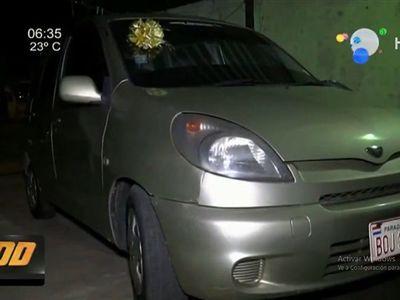 Devuelven vehículo sorteado para cubrir una deuda por Covid-19
