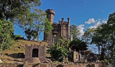 El Castillo Echauri abre sus puertas por primera vez