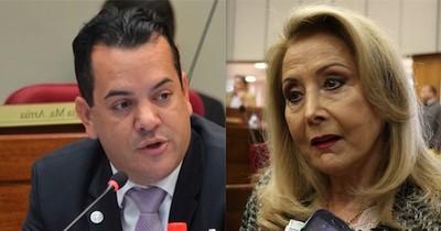 La Nación / Ni Gusinky ni Friedmann deberían haber asumido su banca, dijo Silva Facetti