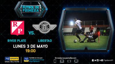 Previa del partido River Plate vs. Libertad