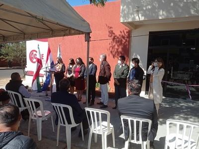 Gobernación de Itapúa inauguró sede propia