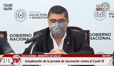 Salud investiga cerca de 500 vacunaciones irregulares