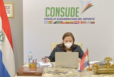 Acercamiento bilateral entre el CONSUDE y Olimpiadas Especiales Latinoamérica