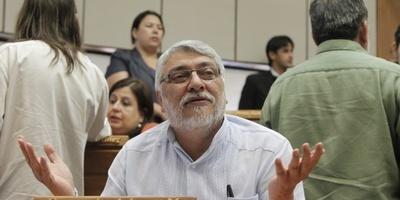 Frente Guasú y otros senadores buscarían protección para Gusinky