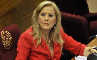 Renunció la Senadora Mirta Gusinky
