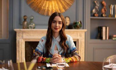 Emily in Paris inició el rodaje de su segunda temporada