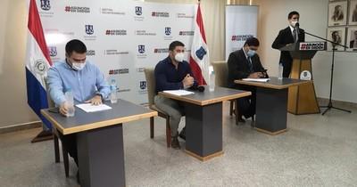 La Nación / Confirman imputación contra intendente y concejales de Asunción