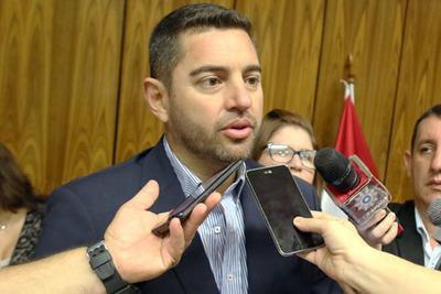 Diputado Derlis Maidana señaló que Pedro Alliana podría ser reelecto como titular de la Cámara Baja