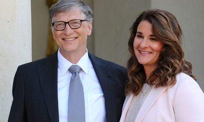 Bill y Melinda Gates anunciaron su divorcio