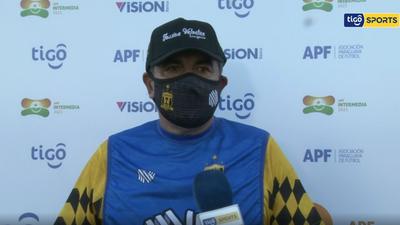 Cristóbal Cubilla habla tras el triunfo de su equipo