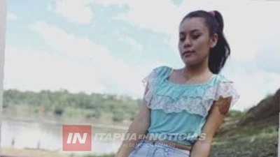 BUSCAN A ADOLESCENTE DESAPARECIDA DESDE EL JUEVES.